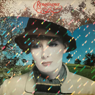 Renaissance ‎- A Song For All Seasons (LP) (G-VG/G++)